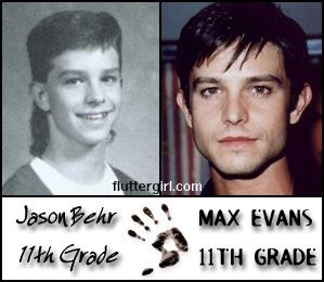 Jason Behr / Max Evans